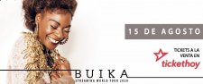 Buika Streaming World Tour 2020 | España y resto de Europa